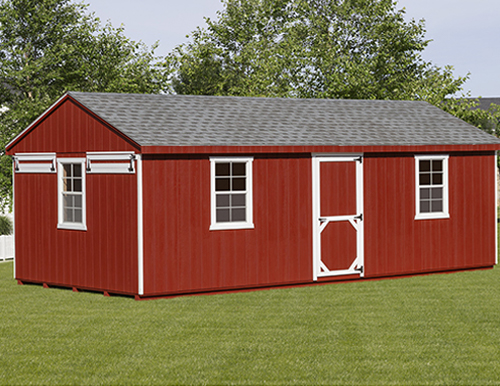 Large A-Frame 12x24 CHICKEN COOPS