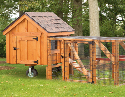 A-Frame A34 3x4 CHICKEN COOPS