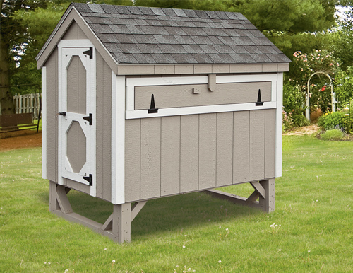 A frame style 4x6 chicken coops pa chicken coops new jersey for 4x6 chicken coop