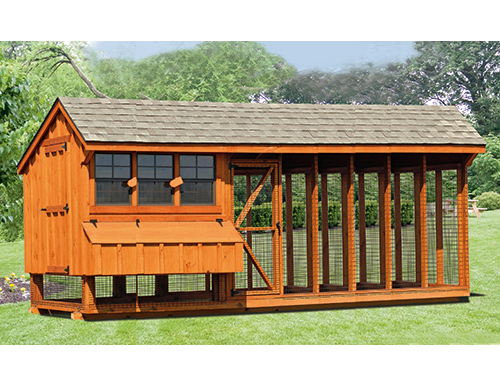 combination style chicken coops chicken coops in maryland