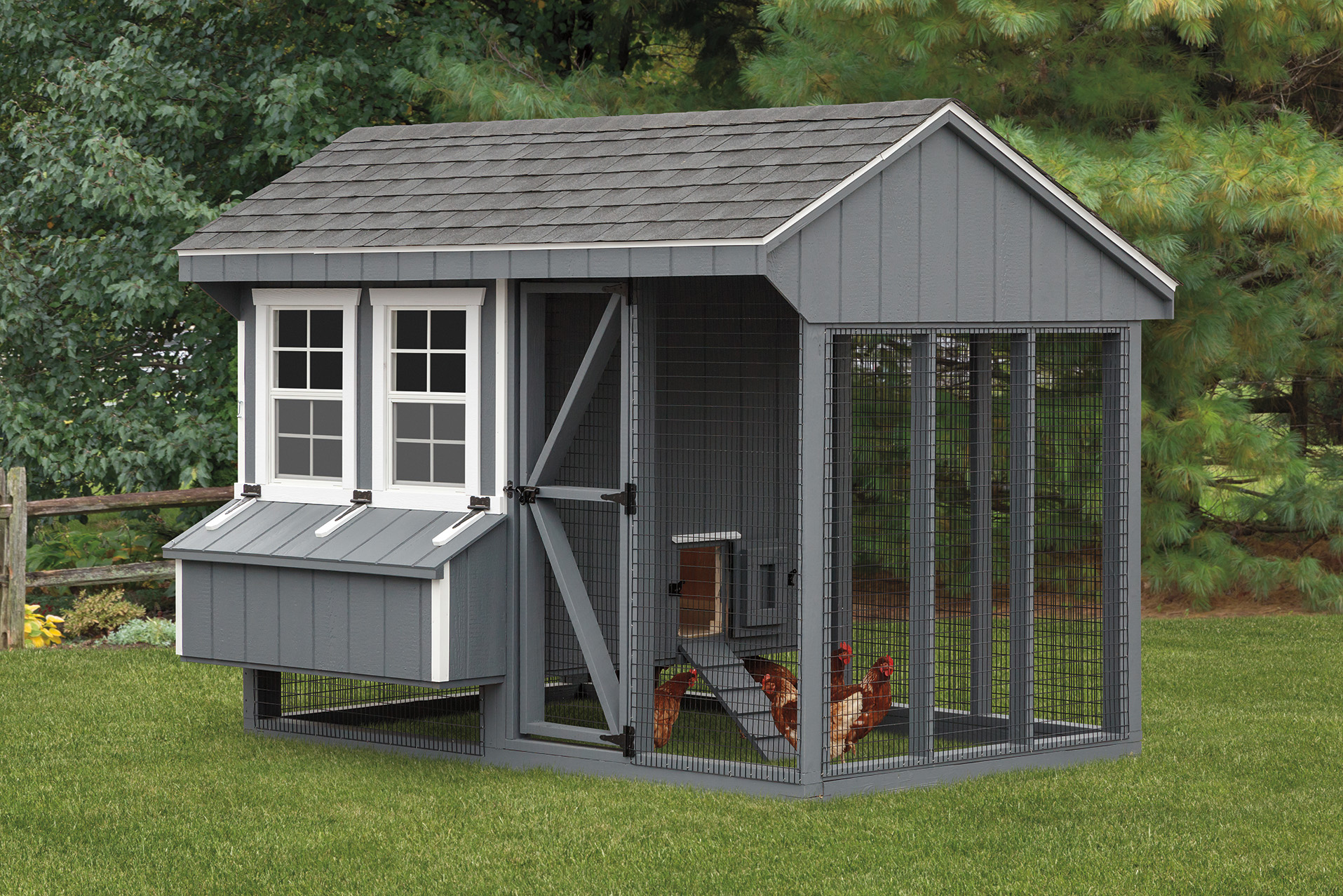 Chicken coops for sale for Chicken coop size for 6 chickens