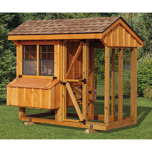 Combinations run and CHICKEN COOPS for 10 to 14 chickens
