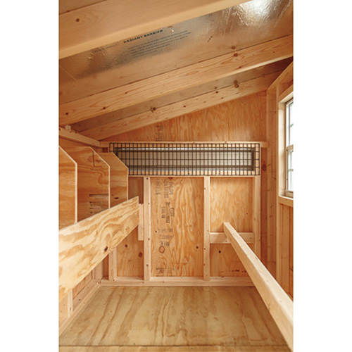 Lean To Style 3x5 Chicken Coops In Lancaster Pa Chicken