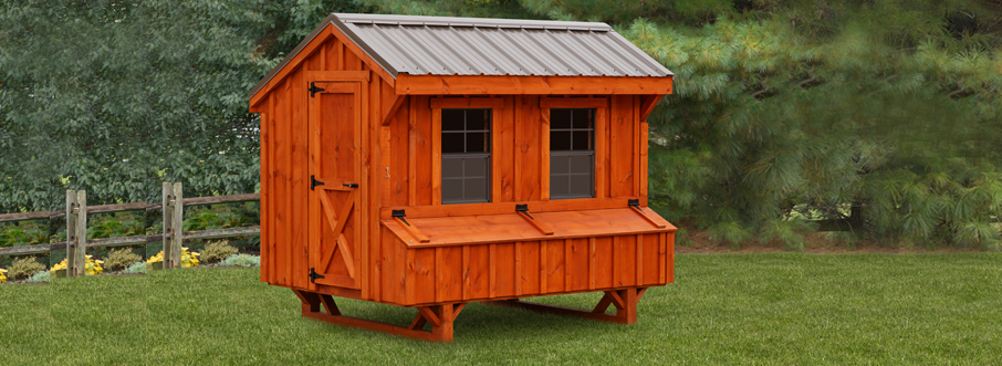 Quaker Chicken Coop Sale