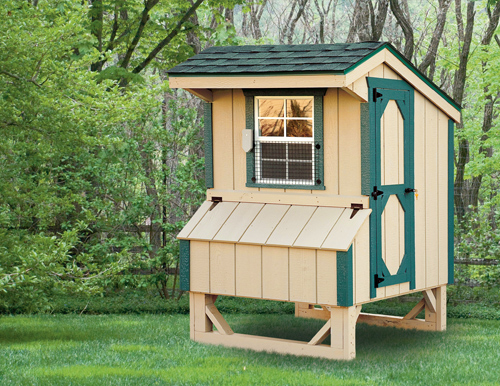 Quaker Style 4x4 Chicken Coops In Lancaster Pa Chicken