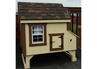 A-Frame Style Chicken Coops