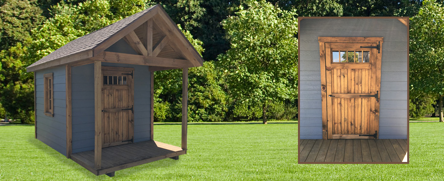 Amish Garden Sheds to Buy