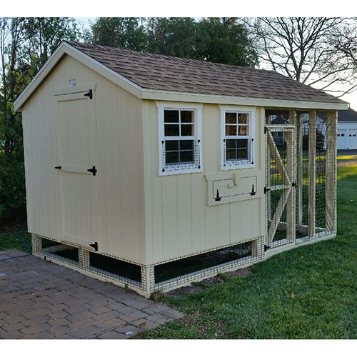 Custom Chicken Coops Built By Amish Cedar Chicken Coops