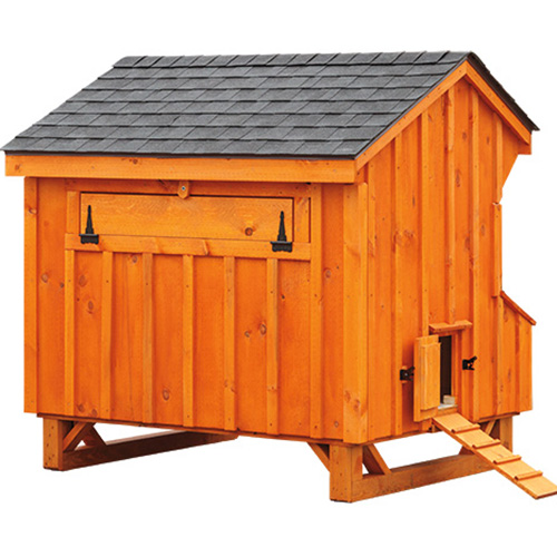 Quaker Style 4x6 Chicken Coops In Maryland Pa